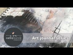 Art journal series - An intuitive abstract landscape painting Abstract Landscape Painting, Landscape Paintings, Abstract Art, Landscapes, One Of Those Days, Intuition, Art Tutorials, Effort, Journal