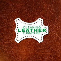 How to clean a leather sofa at home - Margate Furnishers