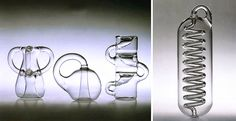 """Klein Bottles: impossible shapes with no distinct """"inside"""" or """"outside."""""""