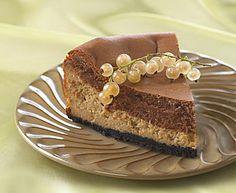 Tre Stelle® Recipes - Chocolate Espresso Mascarpone Cheesecake