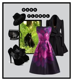 """""""Untitled #84"""" by donnamarie-s ❤ liked on Polyvore featuring Mademoiselle Slassi and vintage"""