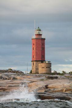 Russarö lighthouse, Finland