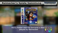 Gameplay : Harry Potter and the Sorcerer's Stone [GBC]