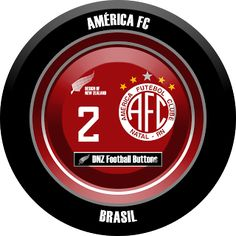 DNZ Football Buttons: América FC Natal