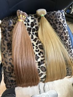Kazakh hair extensions