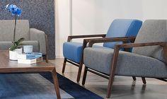Harvink Splinter fauteuil Fauteuils Deco Furniture, Living Furniture, Sofas, Modern, My Design, Accent Chairs, Minimalist, Industrial, Retro