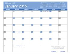 A free bi weekly work schedule template for excel at http for 120 day calendar template