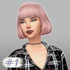 Whoohoosimblr: Dine Out game pack - hair recolored  - Sims 4 Hairs - http://sims4hairs.com/whoohoosimblr-dine-out-game-pack-hair-recolored/