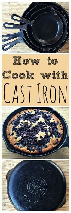 Cooking with forged iron could seem fussy or troublesome, nevertheless it's actually not! Lea.... *** Learn even more at the image