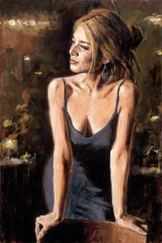 Fabian Perez art gallery, committed to offering great prices to the public. We specialize in Fabian Perez original paintings and limited edition prints. Fabian Perez, Woman Painting, Figure Painting, Figurative Kunst, L'art Du Portrait, Local Art Galleries, Ouvrages D'art, Erotic Art, Beautiful Paintings