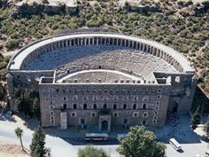 Beautiful Snap of Aspendos in Turkey