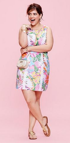 Plus Size Shift Dress - Lilly Pulitzer for Target