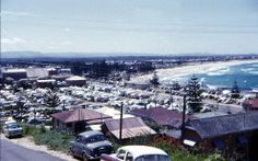 1963 Burleigh heads Rudd Park Gold Coast Queensland, Queensland Australia, Sunshine State, Sunshine Coast, Past Present Future, Throwback Thursday, Historical Photos, Brisbane, Old Photos