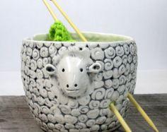yarn bowls – Etsy DE
