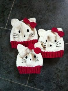 Tamaras blogg: Hello kitty lue