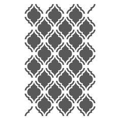 Moroccan Stencils Template small scale For par JboutiqueStencils
