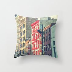 New york pillow covernew york city pillownew york by JAYSANSTUDIO