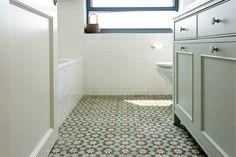 Bathroom - see floor