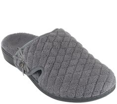 cd43b1ca102b08 Amazon.com  Vionic by Orthaheel Adilyn Orthotic Slippers  Shoes MY FIRST  PAIR.