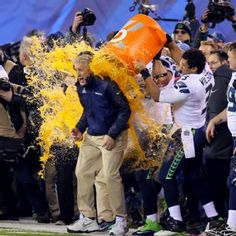 Seahawks Celebration