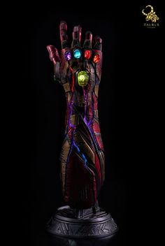 Iron Man's Battle Damaged Scale Light-Up Nano Gauntlet Is A Worthy Centrepiece Iron Man Avengers, Marvel Avengers Movies, Marvel Comics Art, Iron Man Photos, Lron Man, Black Panther Art, Iron Man Art, Iron Man Wallpaper, Marvel Tattoos
