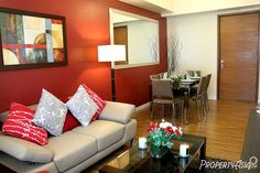 Rent this one-bedroom condo at Marco Polo Residences, Cebu for PhP40K only: http://www.propertyasia.ph/property/12699/marco-polo-residences-marco-polo-house-and-lot