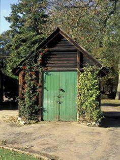 English Garden Shed