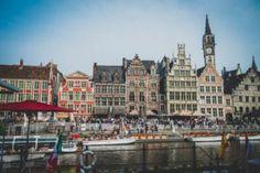 http://aroundthecompass.com/weekend-getaway-belgium-netherlands/ #visitgent gent ghent belgium visit trip weekend citytrip flandres europe tourism