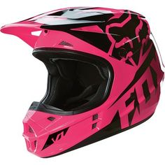 Dirt Bike Fox Racing 2016 V1 Helmet - Race | MotoSport