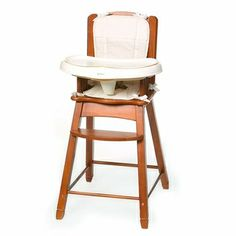 Safety 1st Solid Wood High Chair 03536SDE