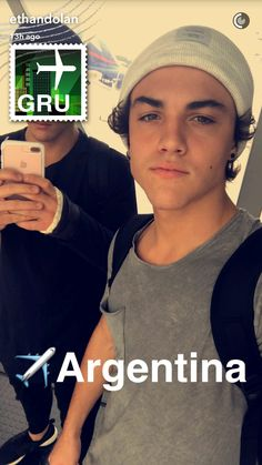 Dolan Twins #YouTour in Argentina ♡ 10/10/2016