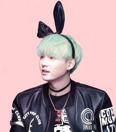 Suga the bunny He lose his swag oops Nvm i still love u okay