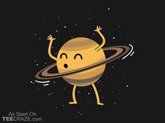 Shop Space Hula Hoop nerd t-shirts designed by kurisquare as well as other nerd merchandise at TeePublic. T Shirt Painting, Space Pirate, Printable Crafts, Hula Hoop, Portfolio, Cute Tattoos, Cute Wallpapers, Art Images, Cute Art