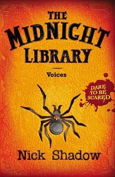 Nick Shadow - Voices Middle School Books, Middle School English, Somerset College, College Library, Creepy Horror, English Reading, Reading Challenge, Book Recommendations, Book Worms