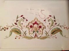 Folk Embroidery, Beaded Embroidery, Thread Work, Cutwork, Needful Things, Crotchet, Line Art, Diy And Crafts, Applique