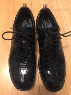 3a6c42e549aaf Paul Smith Black Leather Luxury Sneakers 8  fashion  clothing  shoes   accessories