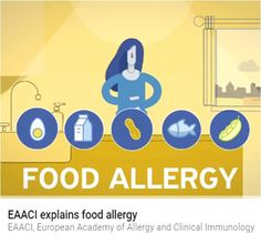 lf you want  to explain #FoodAllergy easier and better, just watch the new informative animated infographic video on #EAACI youtube channel about #food #allergy & share it with #colleagues, #friends, #patients & #family members !!! #FAAM2018 @EAACI_HQ