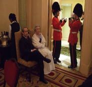 Royal Entertainment  ideas in London and the UK. Our Royal Guard themed performers and entertainers can be hired in London and the UK.