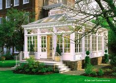elegant conservatory | Click picture to see larger version