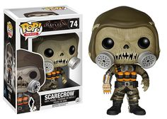 Batman: Arkham Knight - Scarecrow Vinyl Figure