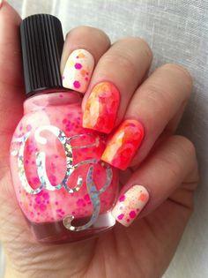 Wicked Polish - Pox & Nimbus nail art