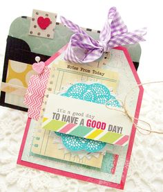 ** Chic Tags- delightful paper tags **