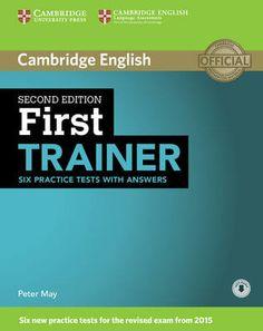 Prezzi e Sconti: First #certificate trainer. practice tests New  ad Euro 23.10 in #Cambridge university press #Libri