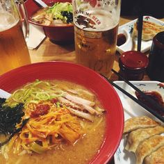 Hokkaido is pumping out some of the city's best steaming bowls of Ramen noodle soups.