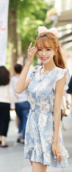 .GET THE LOOK - South Korea Airport Fashion Kpop Drama Korean Women OOTD Style, Korea Dress