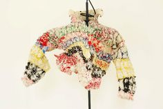 Keisuke Nomaguchi of Kagoshima City, Japan - Nui Project's dazzling textiles and shirts, stitched by artists living with Down's Syndrome, autism, and other mental and physical challenges, force viewers to re-examine their assumptions about the mentally handicapped