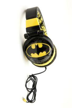 DC Comics Batman Headphones