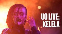 """Kelela """"Rewind"""" — UO Live"""