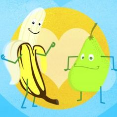 fruits in Spanish, video and song for kids, to teach las frutas in Spanish by Rockalingua