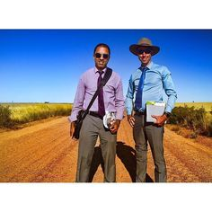 Preaching the good news in the Australian Outback. Photo shared by @nomad_traveler2016